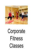 Corporate Fitness Classes