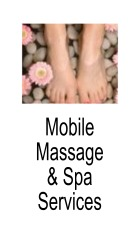 Mobile Massage & Spa Services